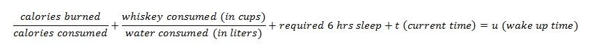 detailed formula
