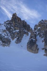 Hut Trip Sun Valley Trekking Sawtooth Mountains. Stanley, ID. Bench Hut