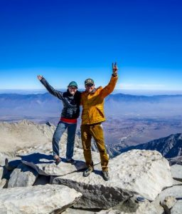 ACFA Summits Mt.Whitney