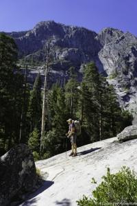 Grand Canyon Of The Tuolumne Overlook Yosemite