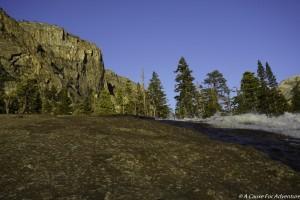 Grand Canyon Of The Tuolumne Waterwheel Falls Yosemite