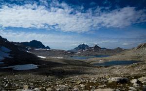 Muir Pass 11,955'