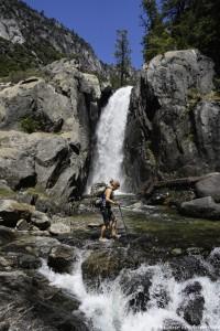 Register Creek Crossing Yosemite