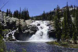 Tuolumne Falls Glen Aulin Yosemite